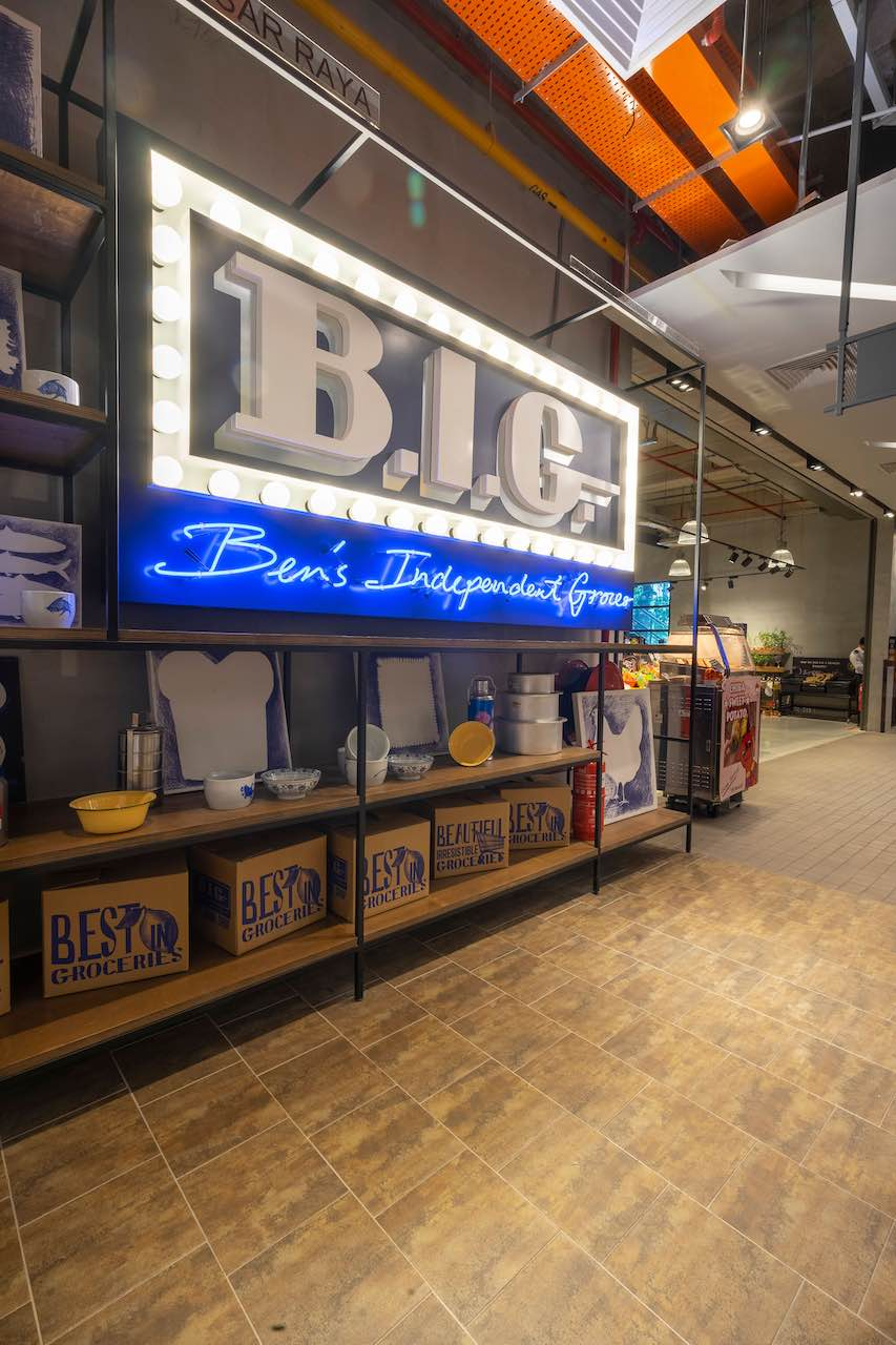 Ben's Independent Grocer The Linc